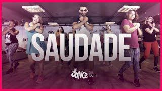 Saudade - Claudia Leitte ft. Hungria Hip Hop | FitDance TV (Coreografia Oficial)