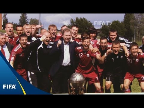Latvians crowned after exciting Baltic Cup