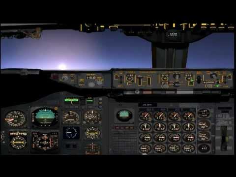 "SAA / SAL Boeing 747SP ""Maluti"" (Part 2) JHB to New York ( In HD )"