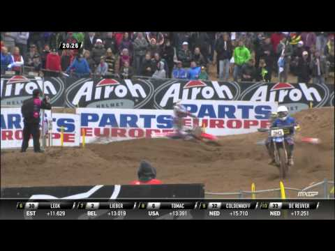 Monster Energy FIM MXoN Latvia 2014 FULL Race 2 Replay
