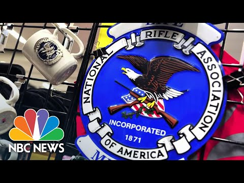 Judge Rules New York Lawsuit Seeking NRA's Dissolution Can Go Forward | NBC News NOW