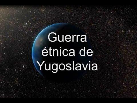 Guerra étnica de Yugoslavia