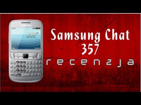 [Mobileo #15] Recenzja Samsung Ch@t 357 || Samsung Ch@t 357 Review