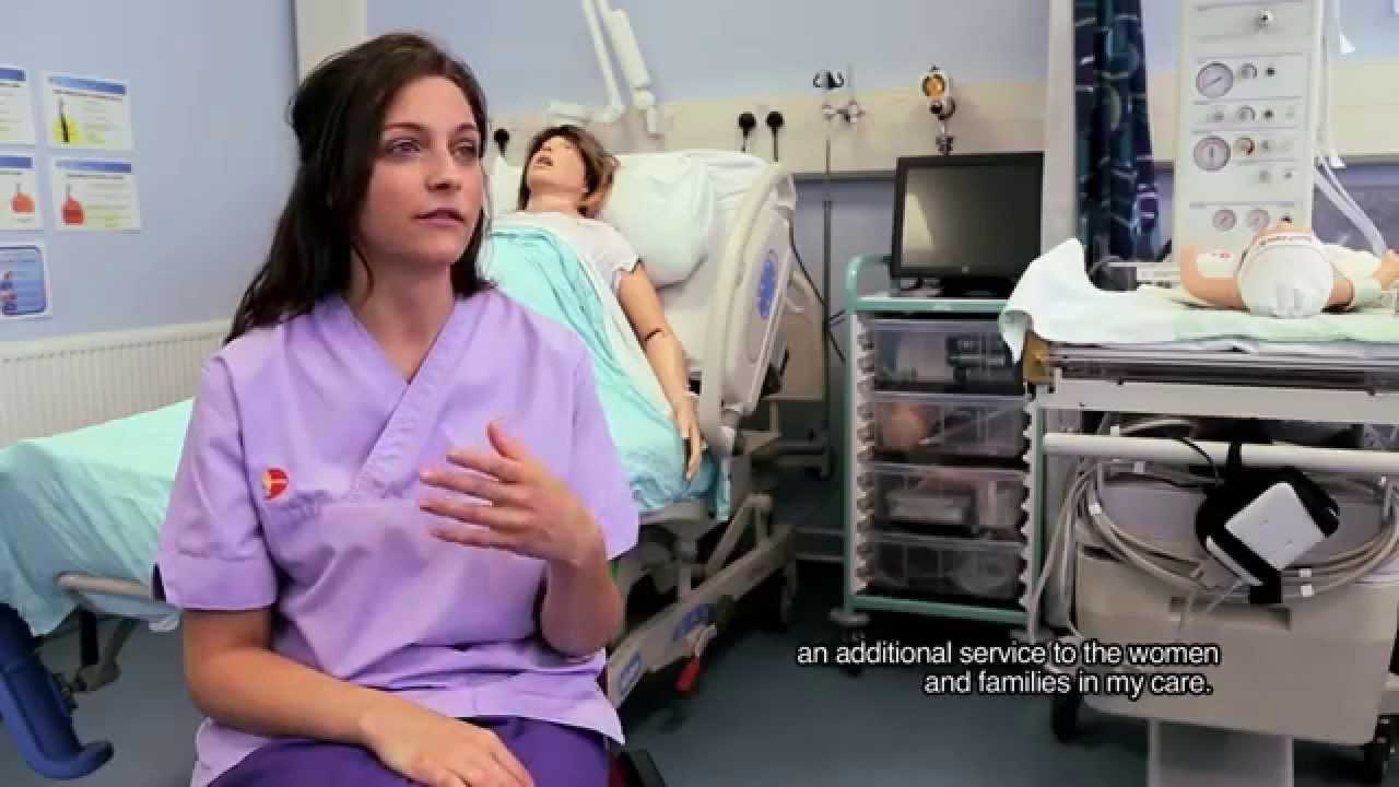 ANGEL: English Subtitle Caring Nurse