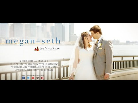 Amazing Wedding Day at Maritime Parc New Jersey || Megan and Seth || Live Picture Studios