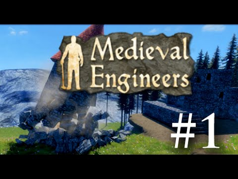 medieval engineers how to get the bots working