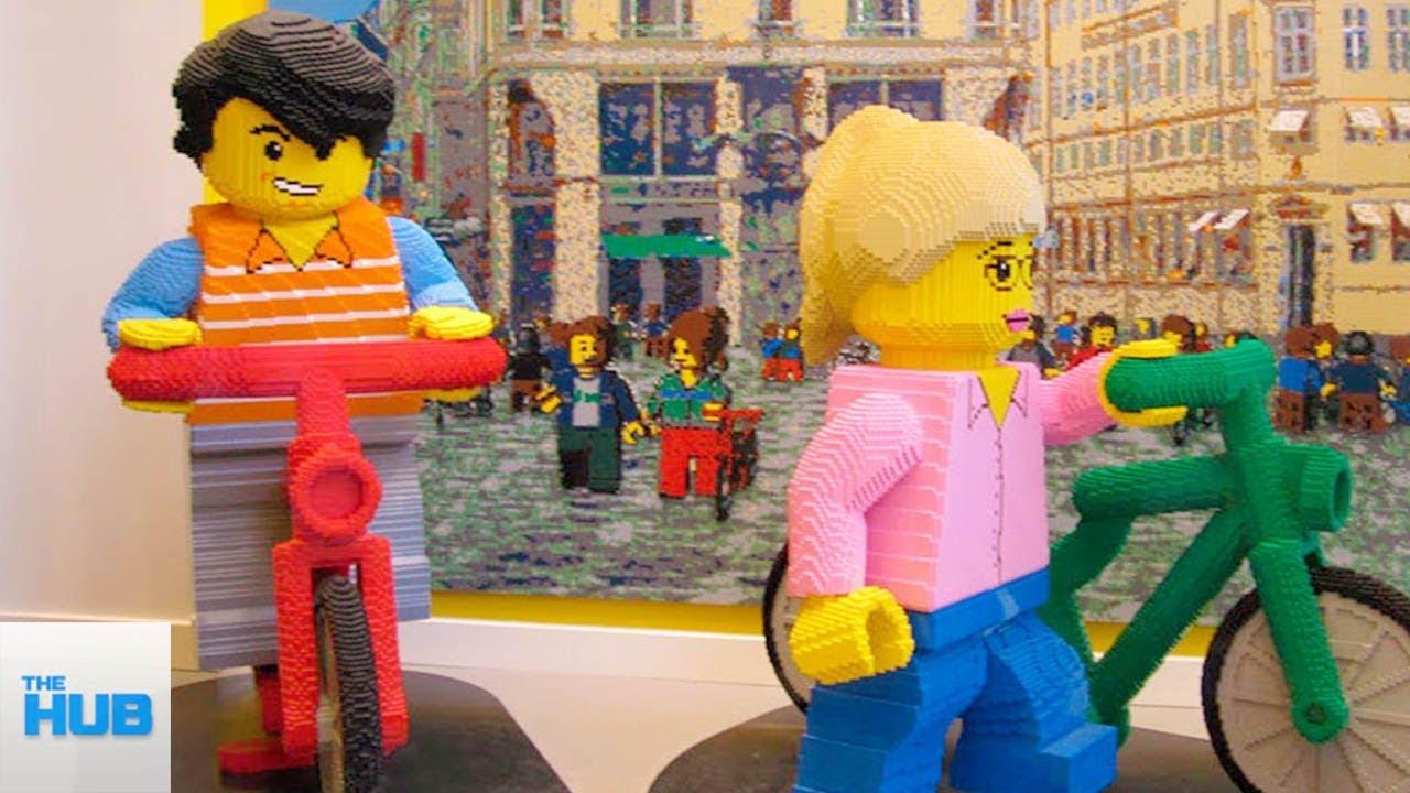 LEGO Store New York City Hidden Secrets