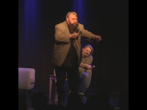 BRIAN BLESSED!!!!  Richard Herring's Leicester Square Theatre Podcast 175