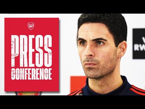 Liverpool, Klopp, Ozil, Man City and FFP | Mikel Arteta | Press Conference