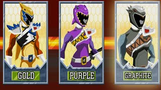 Power Rangers: Dino Charge Unleash The Power 2 - Final Boss Mellisa