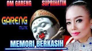 MEMORI BERKASIH.KOPLO GARENG MUSIK (COVER) OM GARENG ft SU