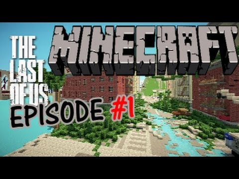 The Last Of Us Minecraft Adventure Map Part 1 Headless Zombie - Last-of-us-map-minecraft
