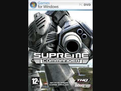 Supreme Commander Soundtrack 2 The Art of War