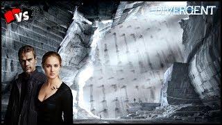 Book Vs. Movie: Divergent