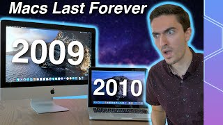 Here's why old Macs last forever... and how to make them last even longer