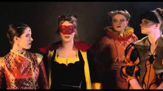 Shakespeare Superheroes: We Are Such Stuff As Dreams Are Made On