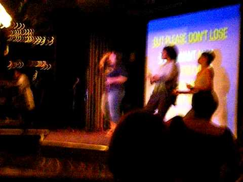 May 2009 Carnival Ecstasy Karaoke - Baby Got Back