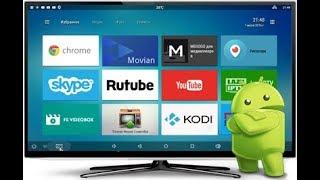 Минимальный набор программ для просмотра ТВ на ANDROID, приставке и SmartTV для андроид ТВ