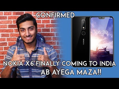 Nokia X6 is Finally Coming to India - CONFIRMED!!
