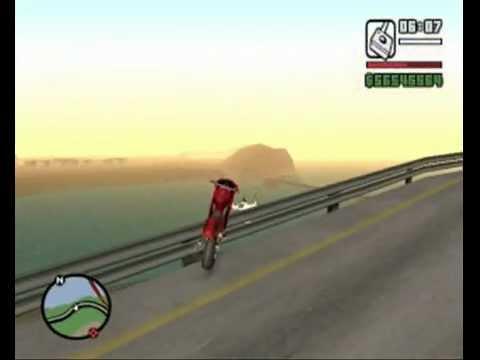 ΤΑΧΥΤΗΤΑ ΓΙΑ ΖΩΗ  version 2 - San Andreas stunts