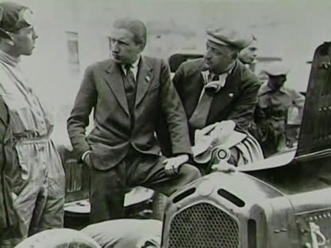 History Channel - Biografy of Enzo Ferrari
