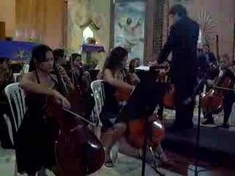 Concierto para dos Cellos, A. Vivaldi, Orq. Cámara...