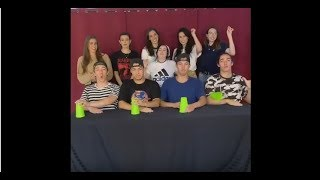 Cimorelli and The Williams Family Performing The Cup Song From The Movie Pitch Perfect