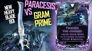 Warframe Riven Modded Paracesis Ballas Anti Sentient Sword Youtube After staying in colmar with lorenz fries wikidata , and briefly in. warframe riven modded paracesis