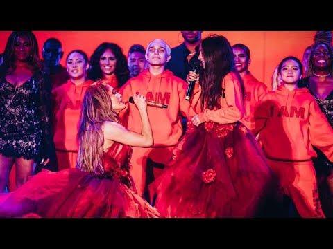 Jennifer Lopez & Emme - Limitless / Titanium (Live at It's My Party Tour 2019) Mp3