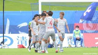 カターレ富山vsガイナーレ鳥取 J3リーグ 第20節