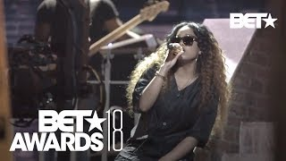 H.E.R Reveals A Version Of Herself We've NEVER SEEN In Rehearsal 360° (Mini-Doc) | BET Awards 2018