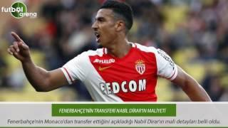 Fenerbahçe'nin transferi Nabil Dirar'ın maliyeti