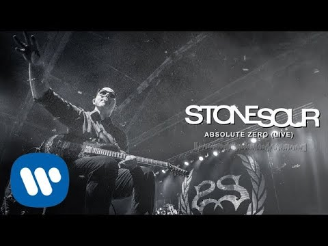 Stone Sour - Absolute Zero (LIVE) [OFFICIAL AUDIO]