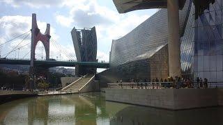 БИЛЬБАО. Испания.(сегодня мой путь привел меня в неожиданно для меня роскошный город...Я не думала что Испания встретит меня..., 2014-10-19T10:06:31.000Z)