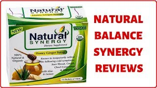 Natural balance synergy reviews
