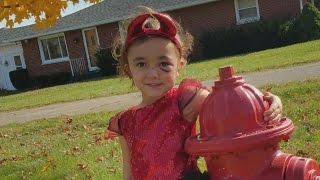 4-Year-Old Girl Gets To Trick-Or-Treat After Missing Halloween Due to Dog Attack