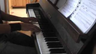 Muse - Sing for Absolution: piano cover