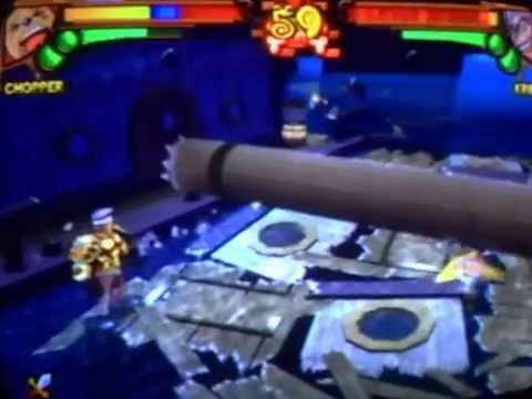 One Piece Grand Battle [4/23/2014] Pt-Chopper