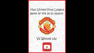 MUFC 2 Wolves 1