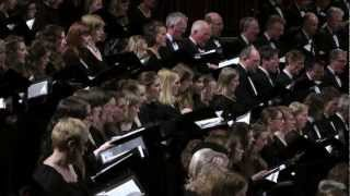 Royal Choral Society: 'He Trusted in God' from Handel's Messiah