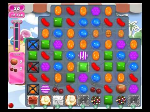 Candy Crush Saga Level 1639 - NO BOOSTERS