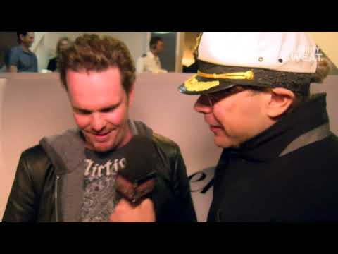 Hugging it Out with Kevin Dillon