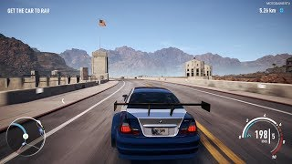 Need for Speed Payback - Most Wanted BMW M3 E46 Abandoned Car Location and Gameplay (4th Time)