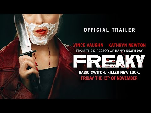 FREAKY | Official Trailer (HD)