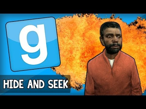 GMod Hide And Seek Funny Moments - Selling Out, The Worst Hiding Spot, Get On The Bed!