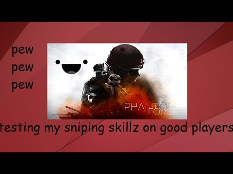 testing my sniping skillz