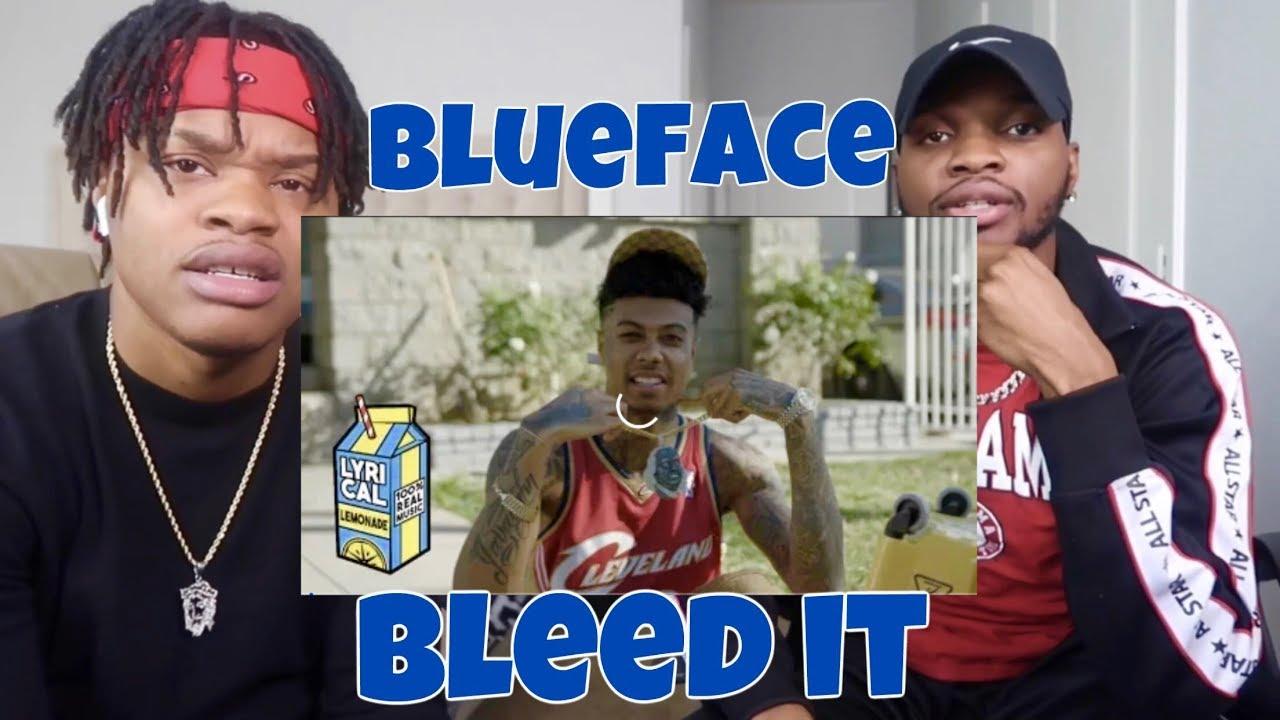 Download Blueface - Bleed It (Dir. by @_ColeBennett_) - REACTION