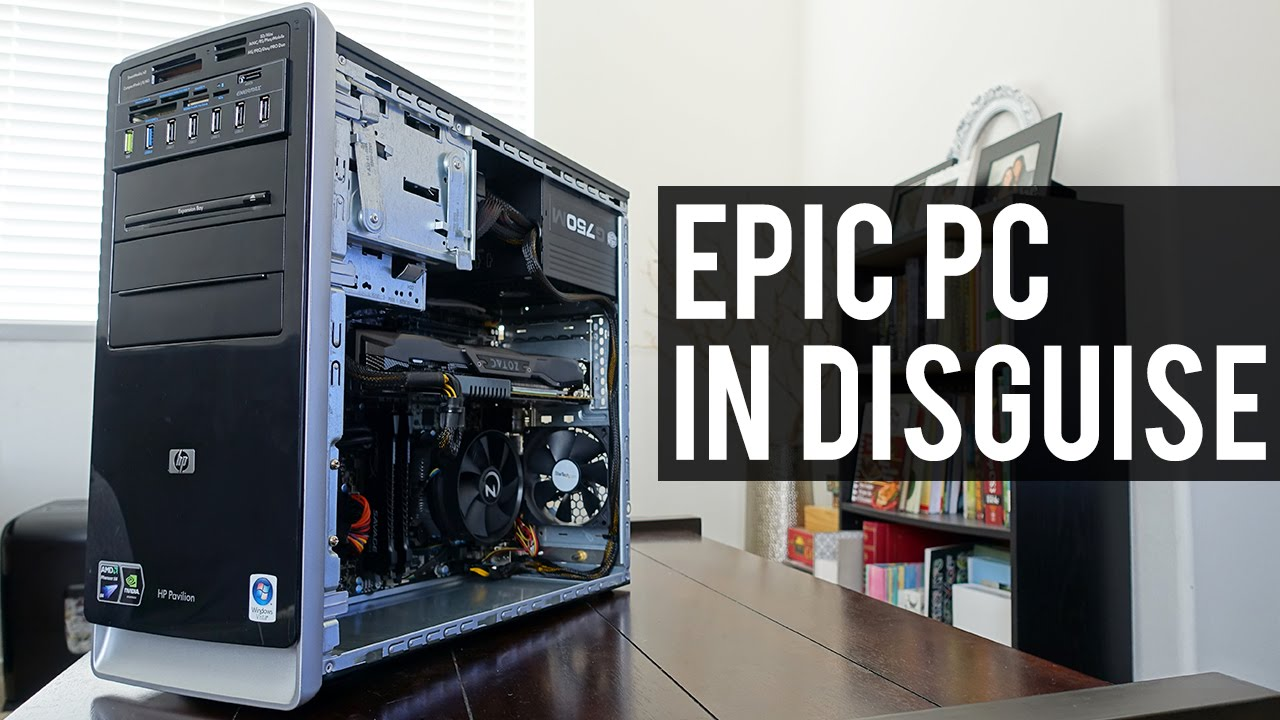Building The Ultimate Sleeper Pc Pt 1 Youtube