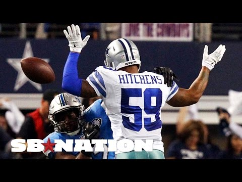 Refs explain picking up controversial pass interference flag against Cowboys
