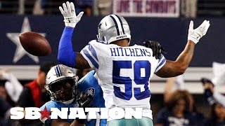 Refs blow pass interference call in Lions-Cowboys playoff game